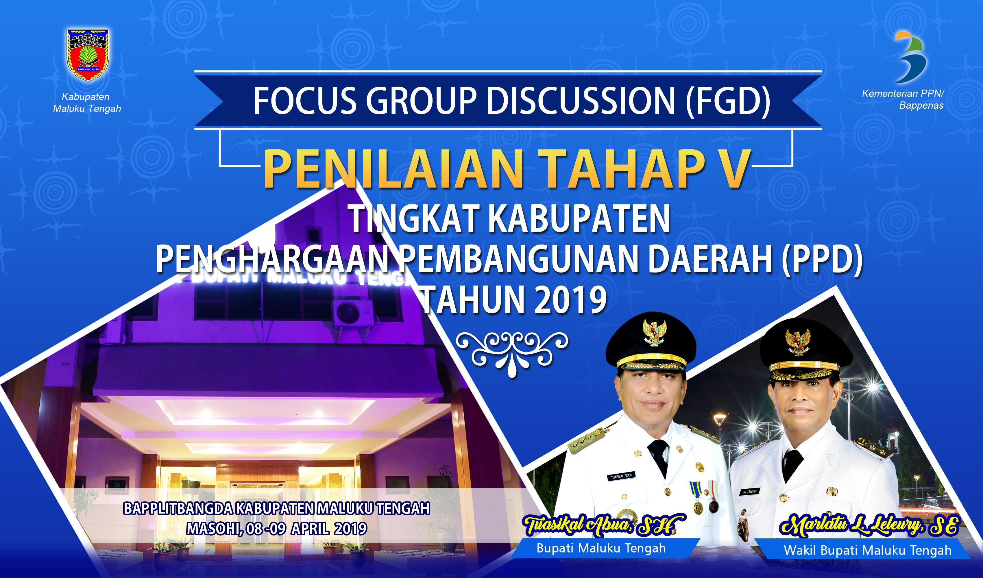 FOCUS GROUP DISCUSSION PPD TAHUN 2019